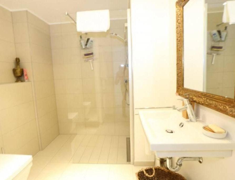 Homy Garden Flat - Bathroom