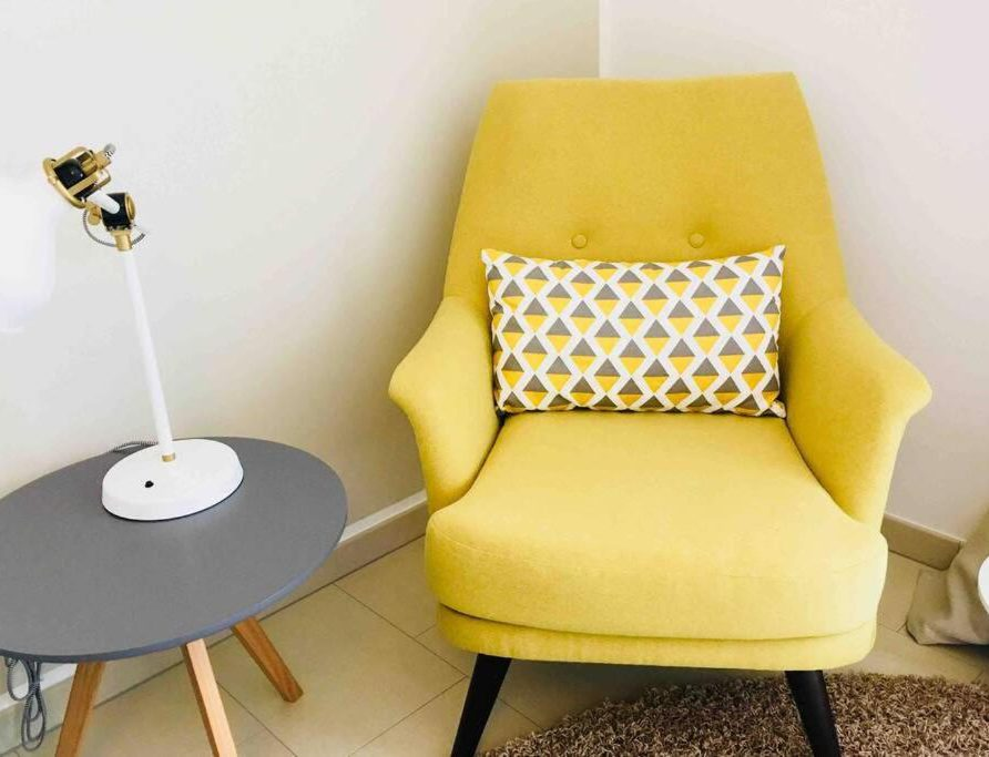 Homy Garden Flat - armchair
