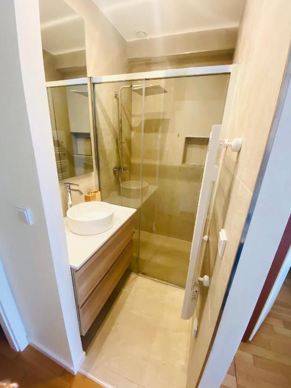 Green Penthouse - bathroom
