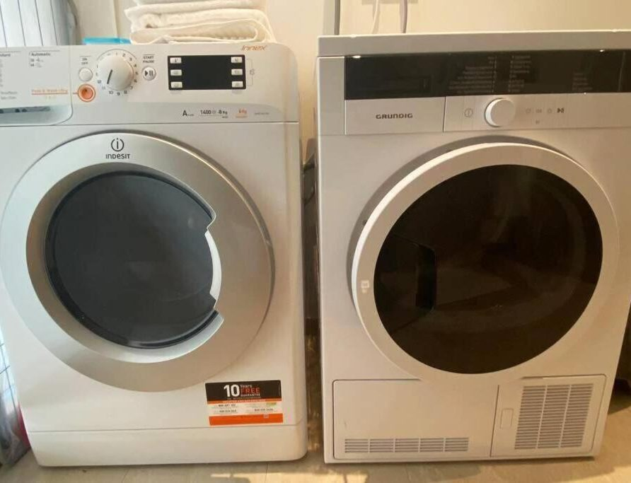 Luxury Penthouse - washer and dryer
