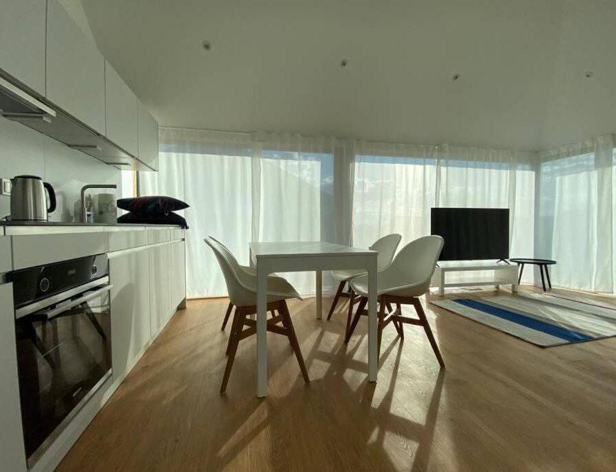 Luxury Penthouse - kitchen