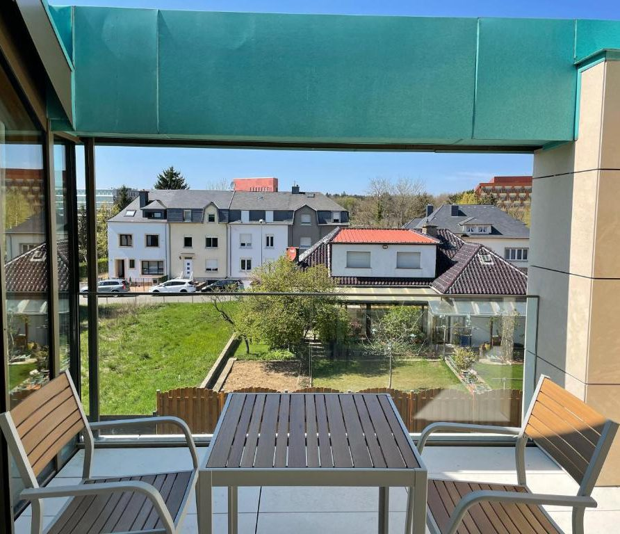 Luxury Penthouse - terrace