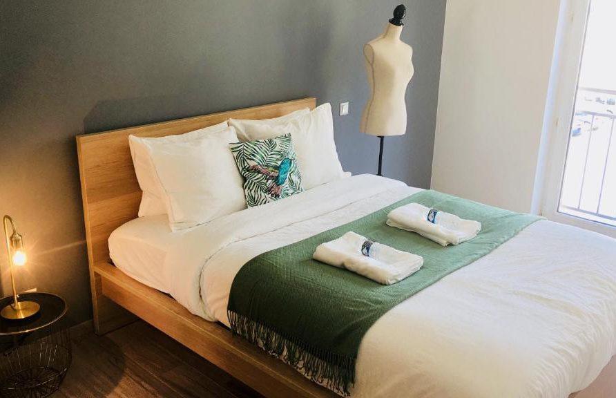 Art Deco - bedroom