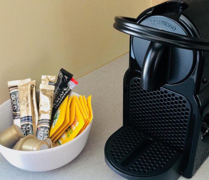 Art Deco - coffee machine