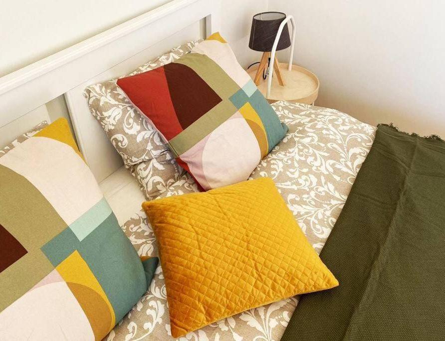 Luxembourg Garden Flat - bedroom