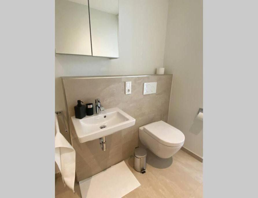 Luxembourg Garden Flat - bathroom