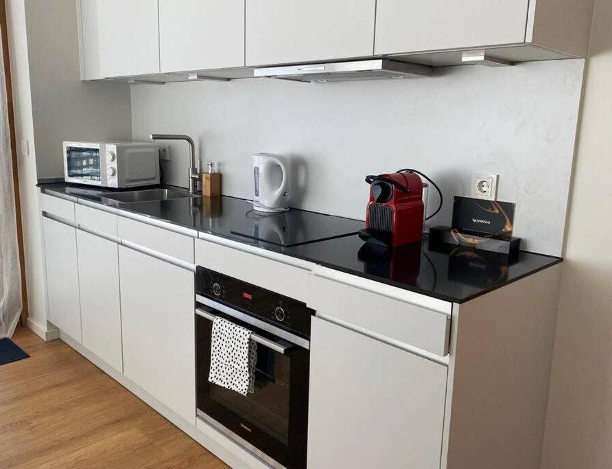Luxembourg Garden Flat - kitchen