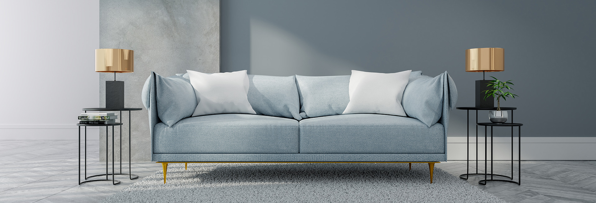 Luxury Sofa's By Luxflat